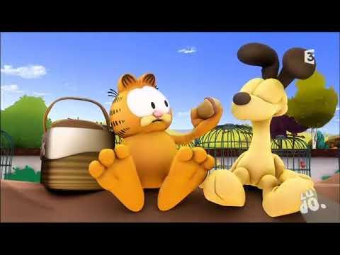 Garfield & Cie Saison 4 Aventures africaines part 1 -  Zoo mélodie