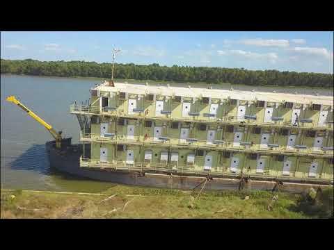 K3 Barges