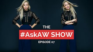 The #AskAW Show Episode 07 - How To Wear Boat Shoes, Buying Coats Online, Update: 10yr crush