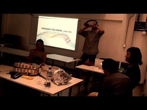 Improvisación de MÚSICA PRECOLOMBINA   Costa Rica - HAACR / TEC