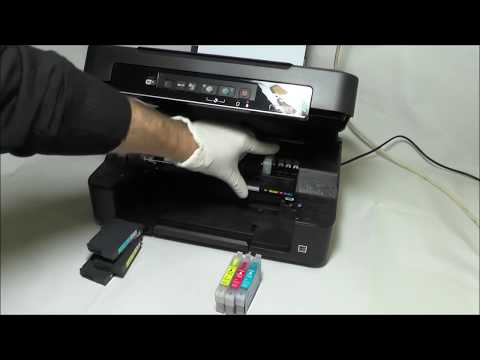 como recargar cartuchos epson xp-211 software