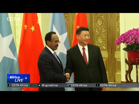 Somalia-China Ties