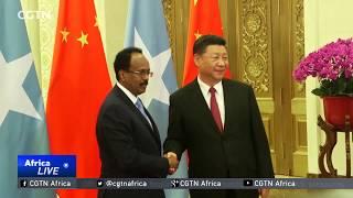 Somalia-China Ties