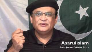 Quran abolishes Political Parties---Asarulislam, Amir Jannat Pakistan