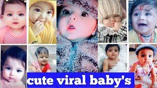 Cute Baby Tik Tok Trending Video on TIKTOK part #cutebaby #tiktokcutebabygirl