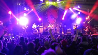 Satanic Surfers - The Ballad of Gonzo Babbleshit/Together - Live @ Groezrock 2015