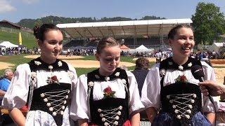 Mittelländisches Schwingfest 5. + 6. Mai 2018