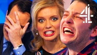 Jon & Rachel Regret Chilli Challenge | Jon Richardson Best Of 8 Out Of 10 Cats Does Countdown |
