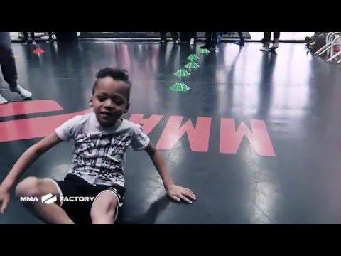 MMA FACTORY #6 MMA KIDZ Jr