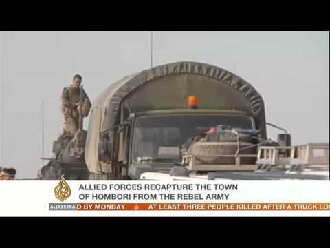 Al Jazeera reports from Mali's frontlines