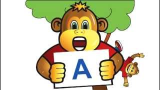 Songs for toddlers – Monkey song from Kids Can Talk at www.kidscantalk.com