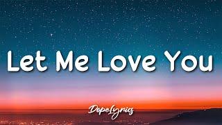 Download John Gibbons x Franklin - Let Me Love You (Lyrics) 🎵