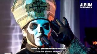 Ghost - Cirice (Live)[Sub Español + Lyrics]