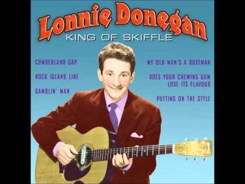 Lonnie Donegan - Rock Island Line (high quality)