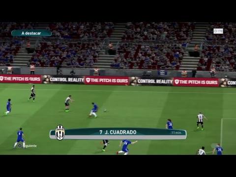 Pes17 Los Sureños del Gol vs U. De Deportes