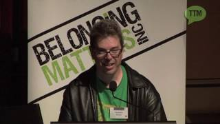 Cameron Skinner: 'Home And Belonging' The Art of Belonging Conference