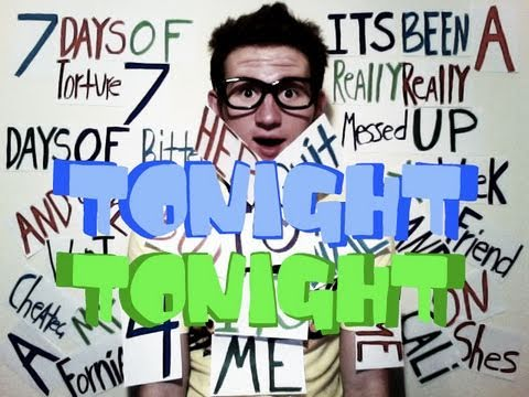 Tonight Tonight - Hot Chelle Rae (Music Video)