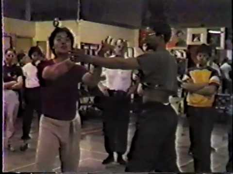 Sifu William Cheung - Los Angeles, 1983 (11/13)