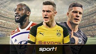 Die größten Talente der UEFA U21 EM 2019 | SPORT1