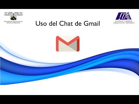 Chat De Correo Gmail