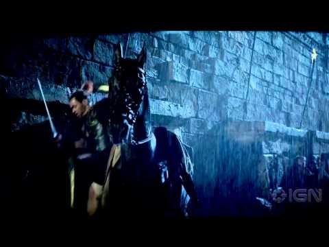 "The Legend of Hercules - ""Hercules at the Gates"" Clip"