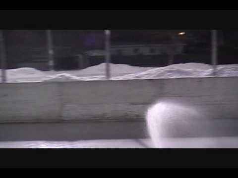 Comment faire patinoire ext rieure maintenance partie 6 for Patinoire exterieur