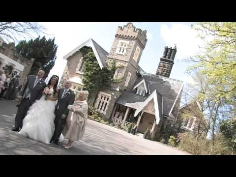 Joe & Catherine Wedding Video Lancashire - West Tower Aughton