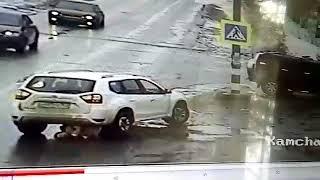Наезд на пешехода в Шумерле