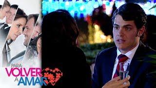 Para volver a amar - Capítulo 132: Domenica rompe el corazón de Sebastián | Tlnovelas