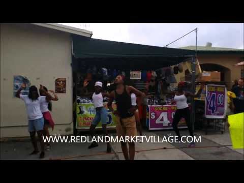 Helping the Community - Redland Market Village - Dance Group