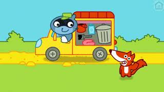 2018  Fun Animals Care And Fun Play -  Let's Play Fun Pango Zoo Animals Animation Carto  for Adults