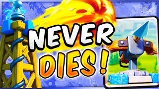 NERF-PROOF! 2.9 Xbow Cycle will ALWAYS work! — Clash Royale