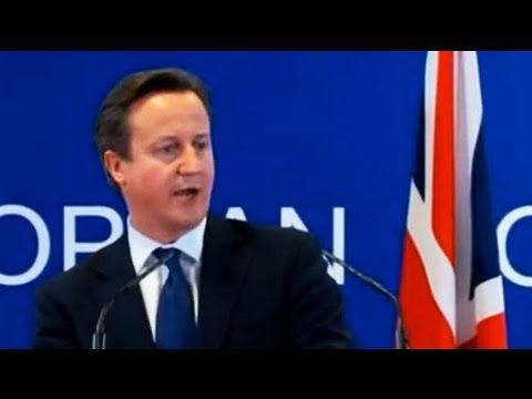 Cameron says no to EU budget plans