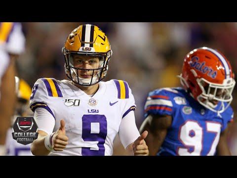 Florida vs. LSU Highlights 2019 | NCAAF Week 7 | College Football Highlights