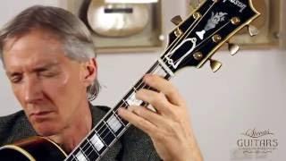 John Stowell plays Inútil Paisagem by Antônio Carlos Jobim on a 1956 Gibson L5-C
