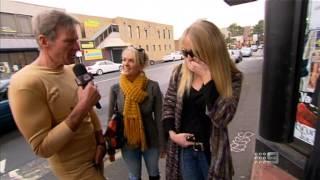 Sam Newman - Street Talk in Brunswick