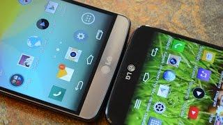 LG G3 vs LG G2: обзор-сравнение по играм, камере, тестам, дизайну, звуку (review-comparison)