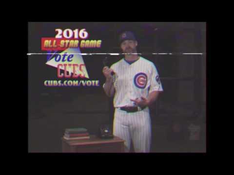 David Ross #VOTECUBS Commercial