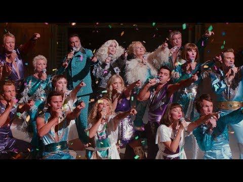 Mamma Mia 2 Here We Go Again Blu Ray Dvd Trailer Youtube