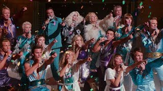 MAMMA MIA! 2 Here We Go Again BLU-RAY & DVD Trailer