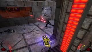 Star Wars Jedi Academy Escape Yavin 4 mod прохождение часть 3