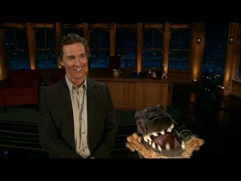 Wavy Rancheros with Matthew McConaughey