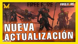 ya SALIO EL NUEVO PASE DE FREE FIRE!!