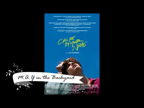 CALL ME BY YOUR NAMESOUNDTRACK