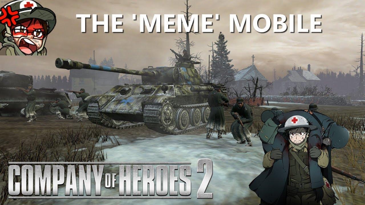 company of heroes memes