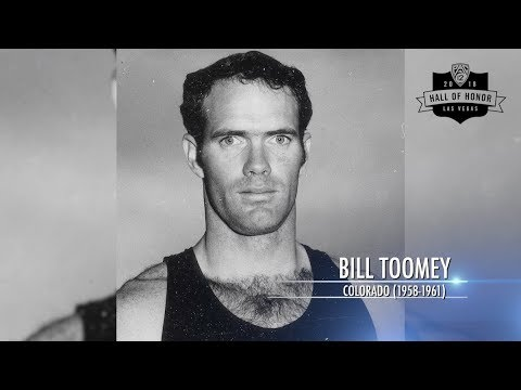 2018 Pac-12 Hall of Honor Inductee: Colorado track & field's Bill Toomey
