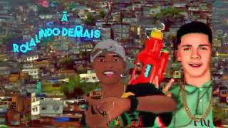 Mc Laranjinha & Mc Anjim - Partindo pra Serra (LYRIC VIDEO) Doug Filmes