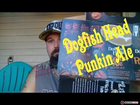 Dogfish Head Punkin Ale Review