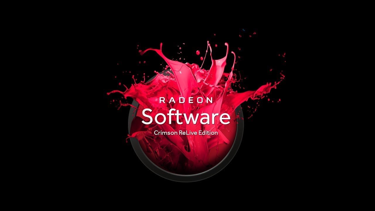 Radeon™ Software 17 7 2 Overview