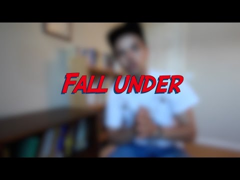 Fall under - W12D5 - Daily Phrasal Verbs - Learn English online free video lessons